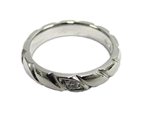 ショーメ指輪