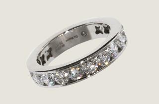 デビアスダイヤモンドリング