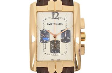 ハリーウィンストンアヴェニュー腕時計