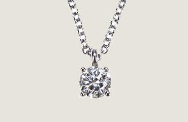 ティファニーダイヤモンドネックレス