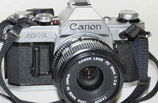 Canon キヤノン NIKKOR 85mm F/1.4