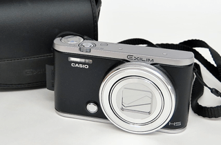 CASIO カシオ EX-ZR4000 コンパクトデジタルカメラ