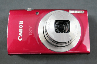 Canon キャノン IXY 180 コンパクトデジタルカメラ