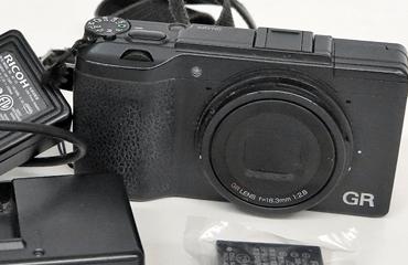RICOH リコー GRII コンパクトデジタルカメラ
