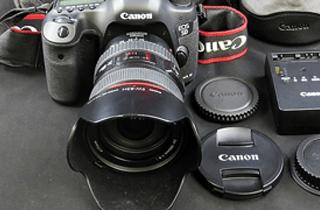 Canon キャノン EOS5D MarkⅢ デジタル一眼レフ