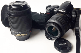 Nikon ニコン D3000 デジタル一眼レフ