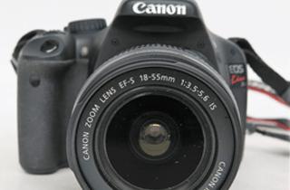 Canon キャノン EOSKiss X4 デジタル一眼レフ