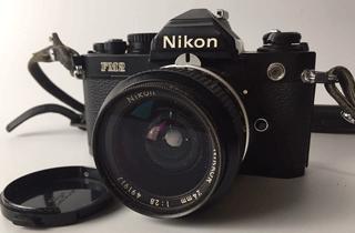 Nikon ニコン FM2 フィルムカメラ