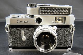 Canon キャノン P フィルムカメラ