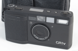 RICOH リコー GR1v フィルムカメラ