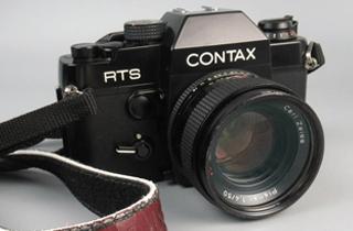 Contax コンタックス RTS カールツァイス フィルムカメラ