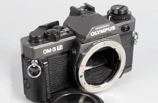 OLYMPUS オリンパス OM-3Ti フィルムカメラ