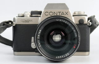 Contax コンタックス S2 60周年記念モデル フィルムカメラ