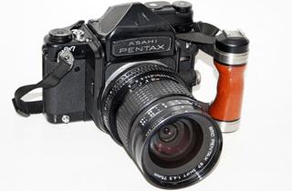 ASAHI PENTAX アサヒペンタックス 6×7 中判フィルムカメラ
