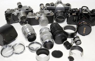 Canon キヤノン フィルムカメラ F1など