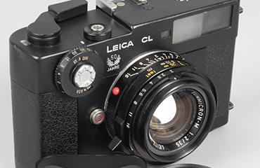 Leica ライカ CL 50 JAHRE