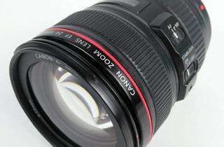 Canon キャノン EF24-105mm F4L IS USM 交換レンズ