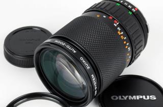OLYMPUS オリンパス OM-SYSTEM ZUIKO AUTO-ZOOM 35-80mm 1:2.8 交換レンズ