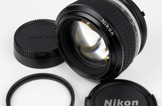 Nikon ニコン NIKKOR 50mm 1:1.2 交換レンズ