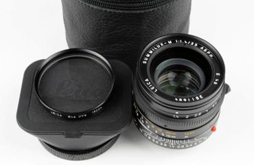 Leica ライカ SUMMILUX-M 1:1.4/35 ASPH.E46 交換レンズ