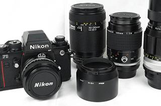 Nikon ニコン F3 フィルムカメラ