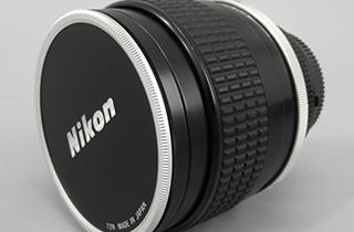 Nikon ニコン NIKKOR 85mm 1:1.4 レンズ