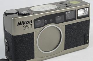 Nikon ニコン 35Ti フィルムカメラ