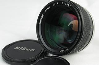 Nikon ニコン NIKKOR 85mm F/1.4