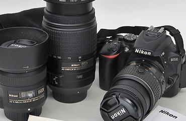 Nikon ニコン D5500 デジタル一眼レフカメラ