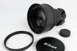 ニコン NIKKOR 200mm f/2G