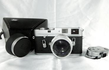 ライカ M4 初期型