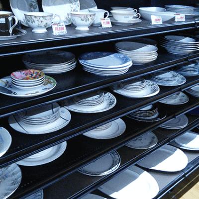 食器でいう「陶器」と「磁器」ってなに?