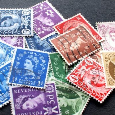 切手の高額買取