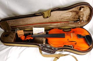 ドイツ製バイオリンカールヘフナー