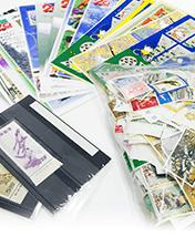 【切手】切手ブック・切手シート