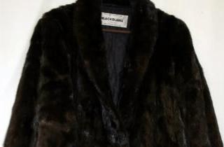 ロシアンセーブル ロングコート