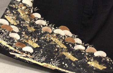 銀座きしや黒留袖
