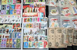 外国切手・中国切手