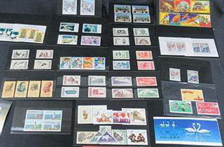中国切手・外国切手