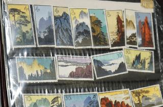 中国切手・日本切手