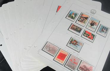 切手バラ・シート