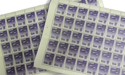 航空切手の歴史