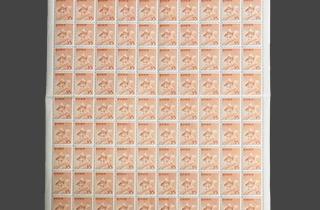 第二次動植物国宝切手