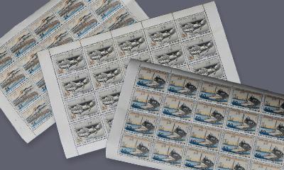 特殊切手の歴史