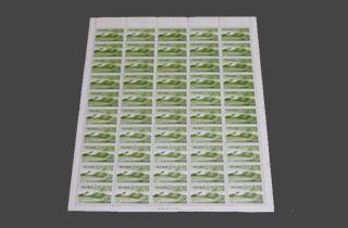 第一次国立公園切手