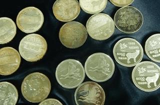 長野オリンピック記念硬貨など