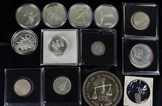 古銭・銀貨