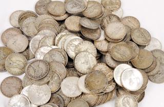 外国コインをまとめて