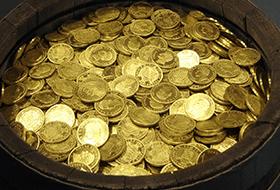 外国コインの歴史