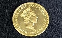 ブリタニア金貨19871oz